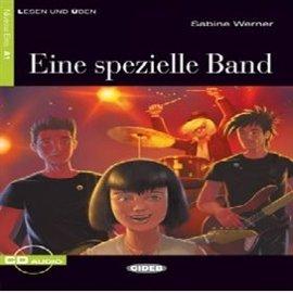 Eine spezielle Band - Audiobook (Książka audio MP3) do pobrania w całości w archiwum ZIP