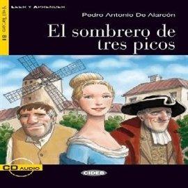 El sombrero de tres picos - Audiobook (Książka audio MP3) do pobrania w całości w archiwum ZIP