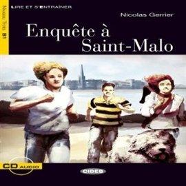 Enquete a Saint-Malo - Audiobook (Książka audio MP3) do pobrania w całości w archiwum ZIP