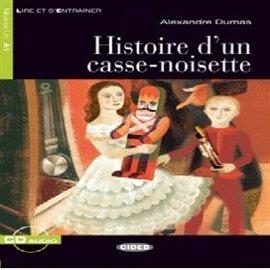 Histoire d'un casse-noisette - Audiobook (Książka audio MP3) do pobrania w całości w archiwum ZIP