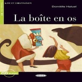 La Boite en os - Audiobook (Książka audio MP3) do pobrania w całości w archiwum ZIP