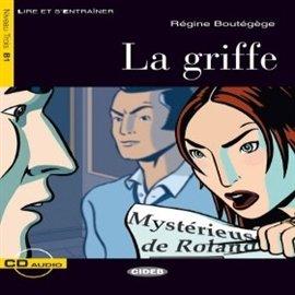 La Griffe - Audiobook (Książka audio MP3) do pobrania w całości w archiwum ZIP