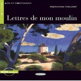 Lettres de mon moulin - Audiobook (Książka audio MP3) do pobrania w całości w archiwum ZIP