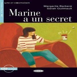 Marine a un secret - Audiobook (Książka audio MP3) do pobrania w całości w archiwum ZIP