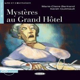 Mysteres au Grand Hotel - Audiobook (Książka audio MP3) do pobrania w całości w archiwum ZIP