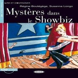 Mysteres dans le showbiz - Audiobook (Książka audio MP3) do pobrania w całości w archiwum ZIP