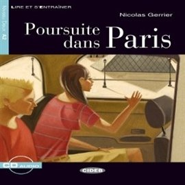 Poursuite dans Paris - Audiobook (Książka audio MP3) do pobrania w całości w archiwum ZIP