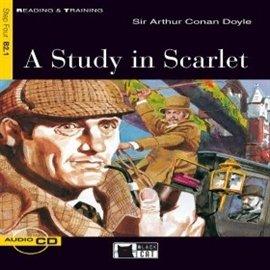 Study in Scarlet - Audiobook (Książka audio MP3) do pobrania w całości w archiwum ZIP