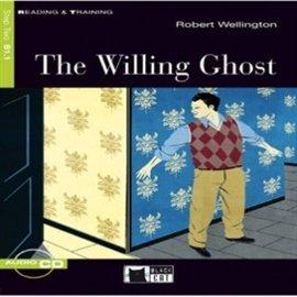 The willing ghost - Audiobook (Książka audio MP3) do pobrania w całości w archiwum ZIP