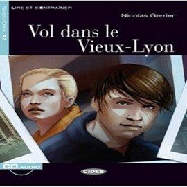 Vol dans le Vieux-Lyon - Audiobook (Książka audio MP3) do pobrania w całości w archiwum ZIP