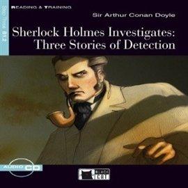 Sherlock Holmes Investigates - Audiobook (Książka audio MP3) do pobrania w całości w archiwum ZIP