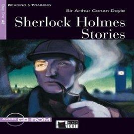 Sherlock Holmes Stories - Audiobook (Książka audio MP3) do pobrania w całości w archiwum ZIP