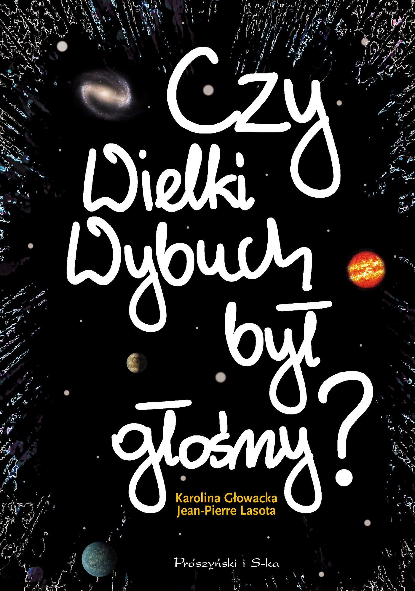 Czy Wielki Wybuch był głośny? - Ebook (Książka EPUB) do pobrania w formacie EPUB