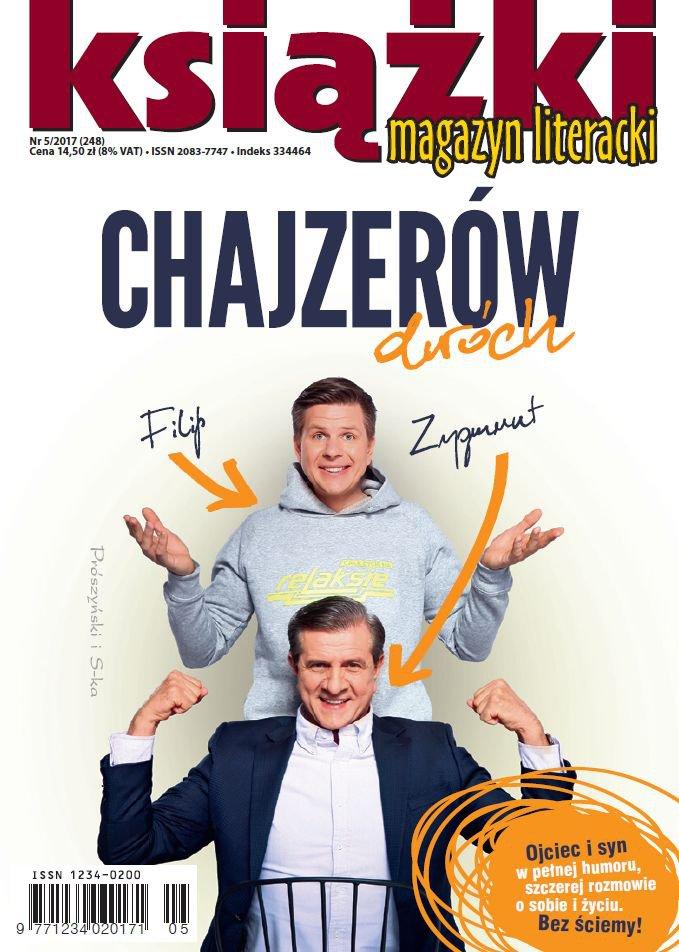 Magazyn Literacki Książki 5/2017 - Ebook (Książka PDF) do pobrania w formacie PDF