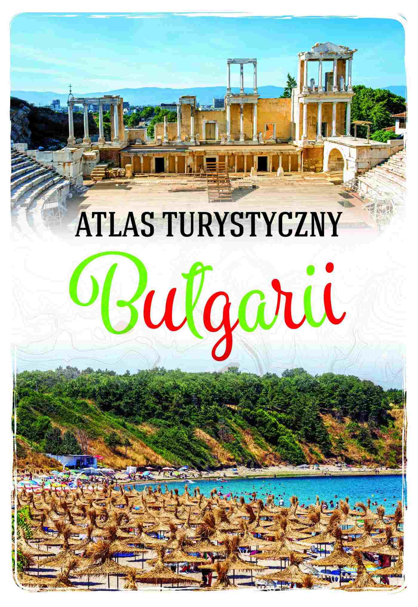 Atlas turystyczny Bułgarii - Ebook (Książka PDF) do pobrania w formacie PDF
