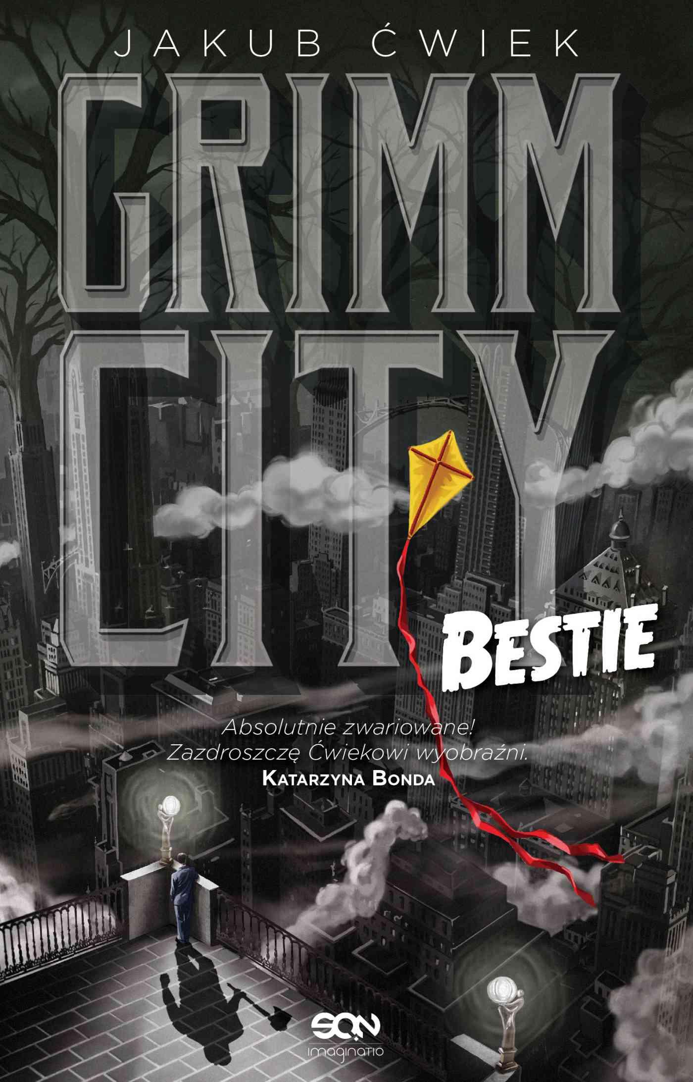 Grimm City. Bestie - Ebook (Książka na Kindle) do pobrania w formacie MOBI