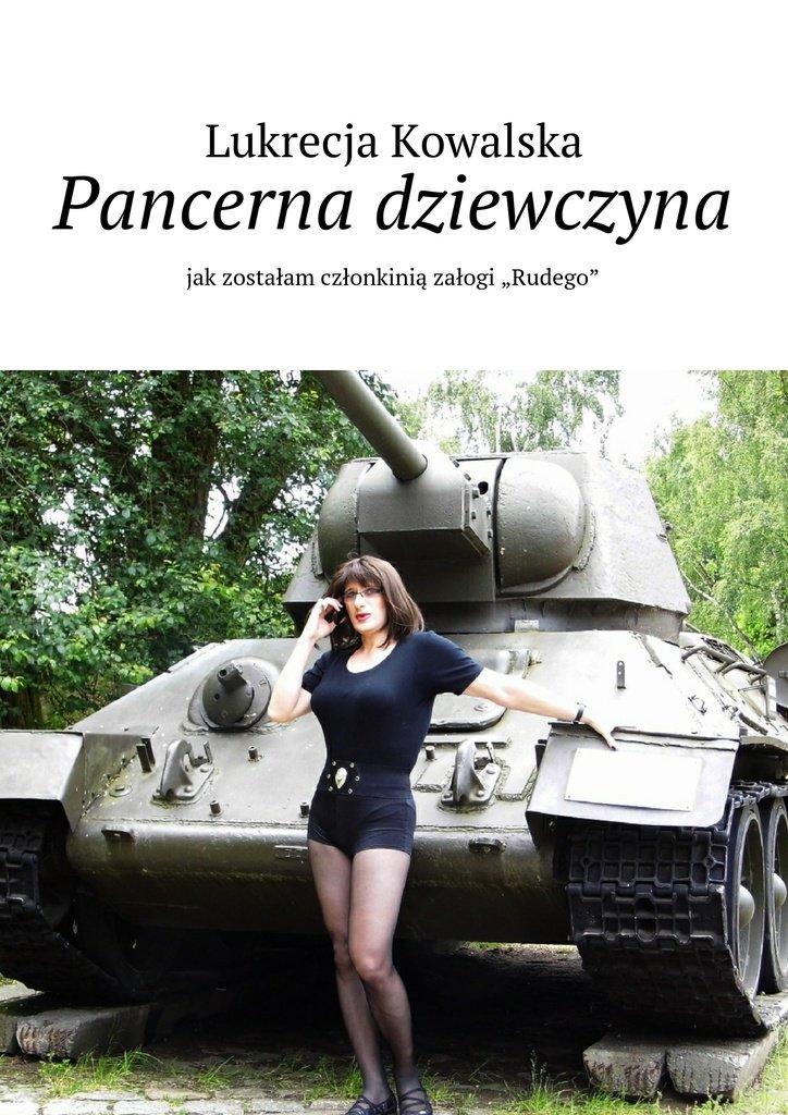 Pancerna dziewczyna - Ebook (Książka na Kindle) do pobrania w formacie MOBI