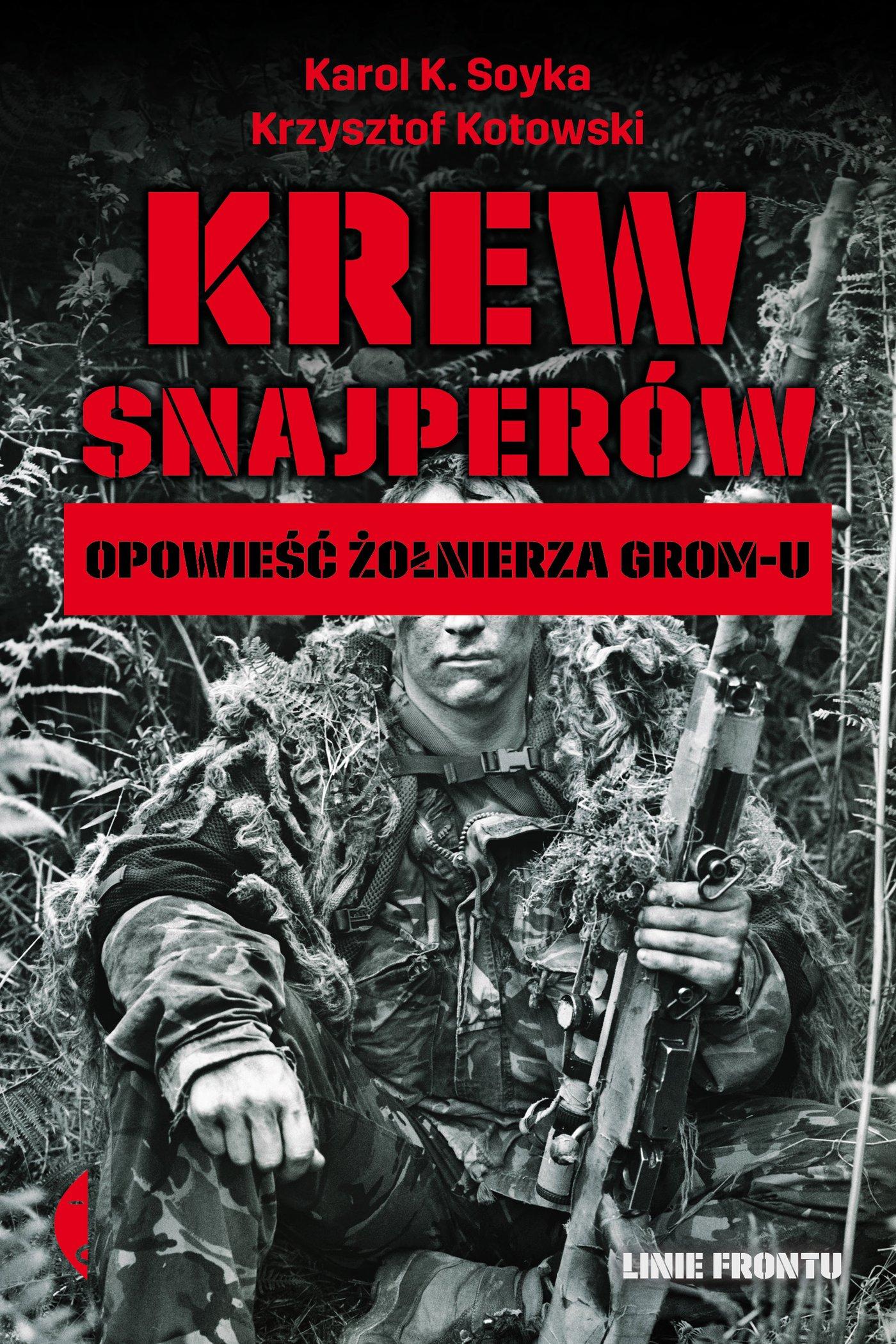 Krew snajperów - Ebook (Książka EPUB) do pobrania w formacie EPUB