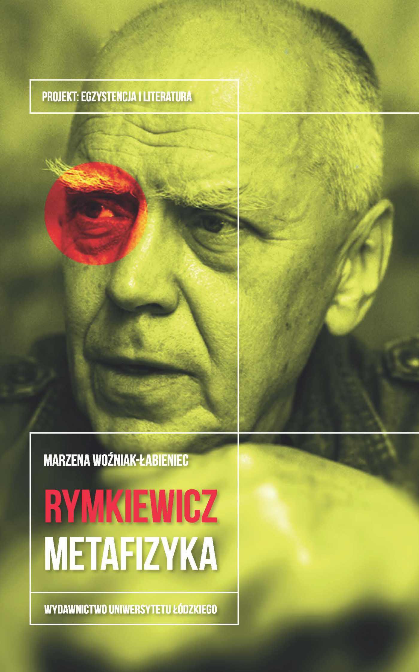 Jarosław Marek Rymkiewicz. Metafizyka - Ebook (Książka PDF) do pobrania w formacie PDF