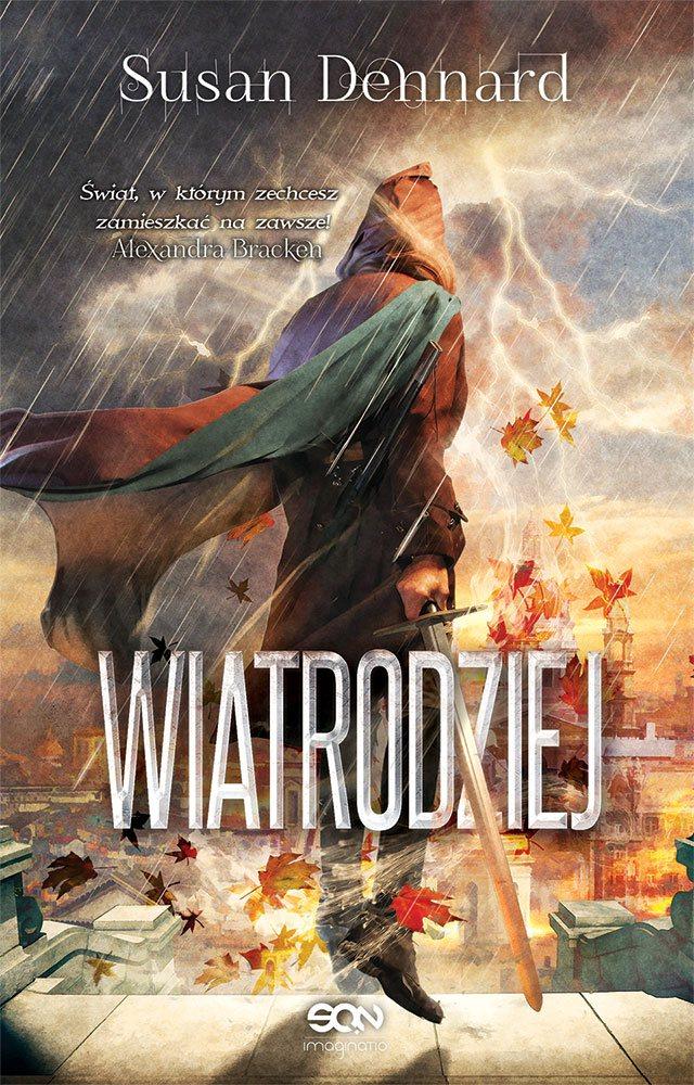 Wiatrodziej - Ebook (Książka EPUB) do pobrania w formacie EPUB