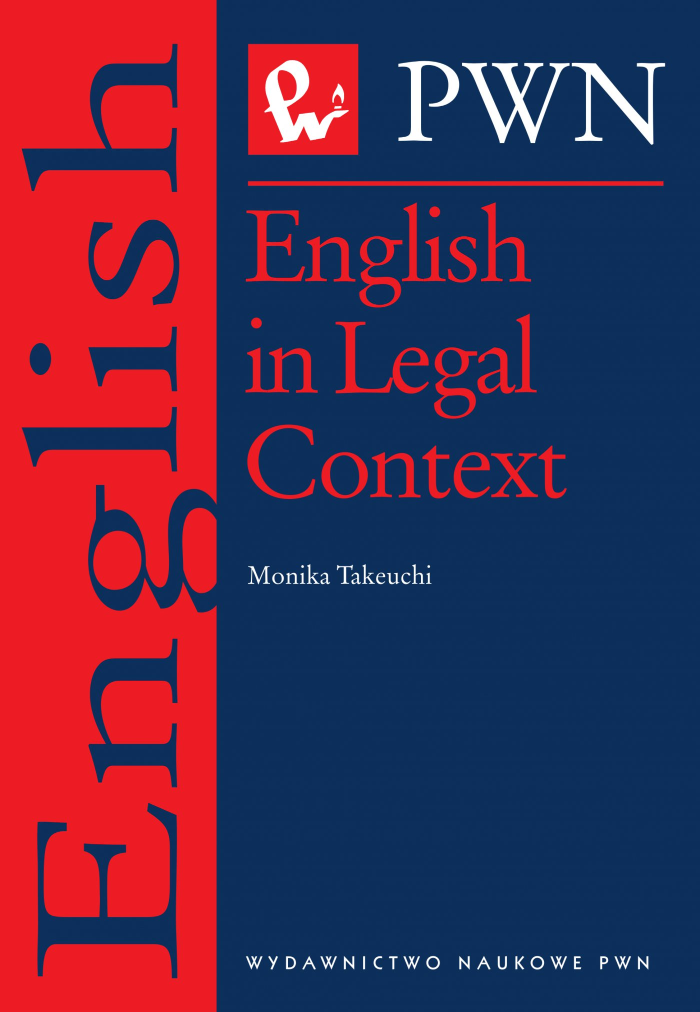 English in Legal context - Ebook (Książka na Kindle) do pobrania w formacie MOBI