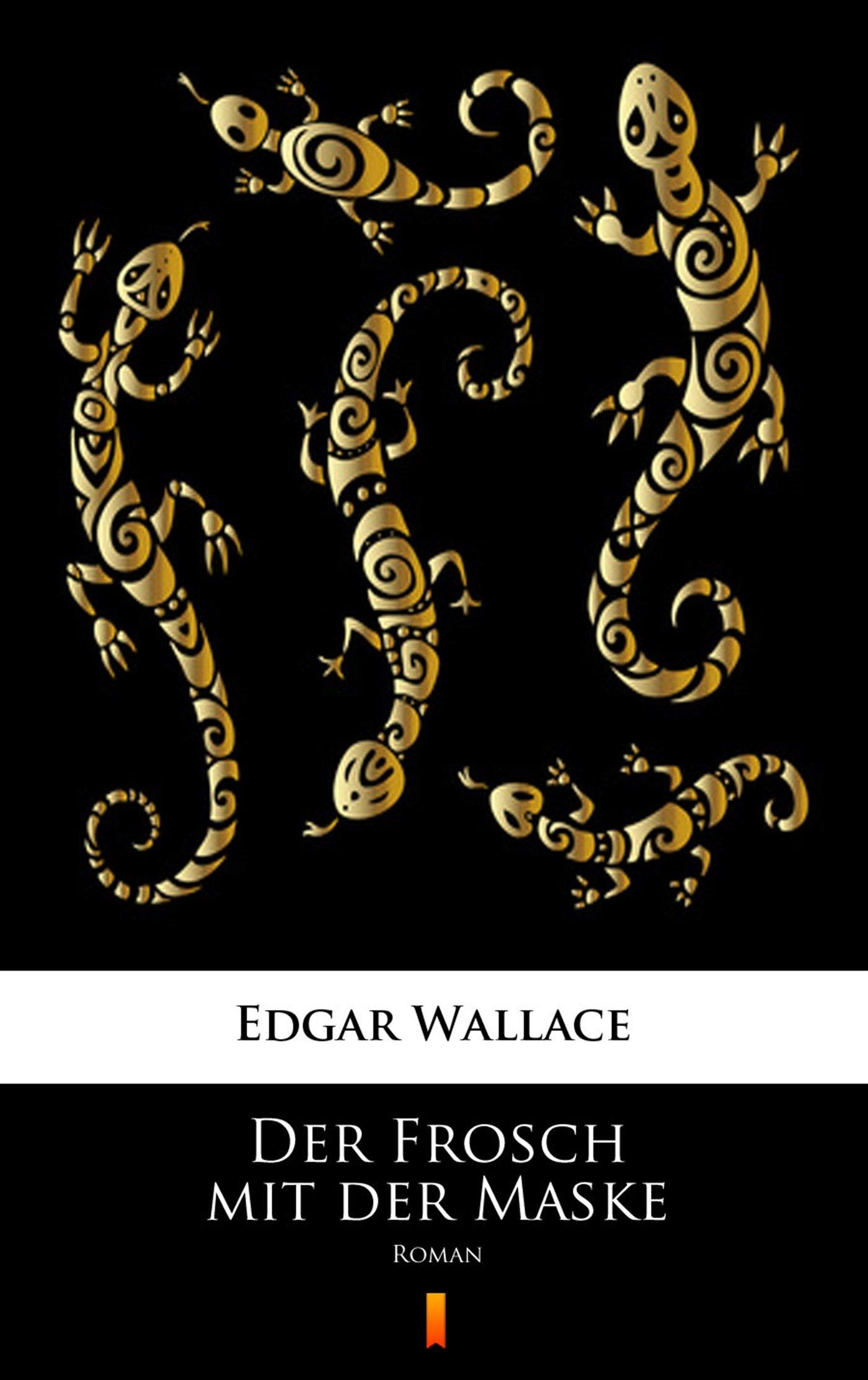 Der Frosch mit der Maske - Ebook (Książka na Kindle) do pobrania w formacie MOBI
