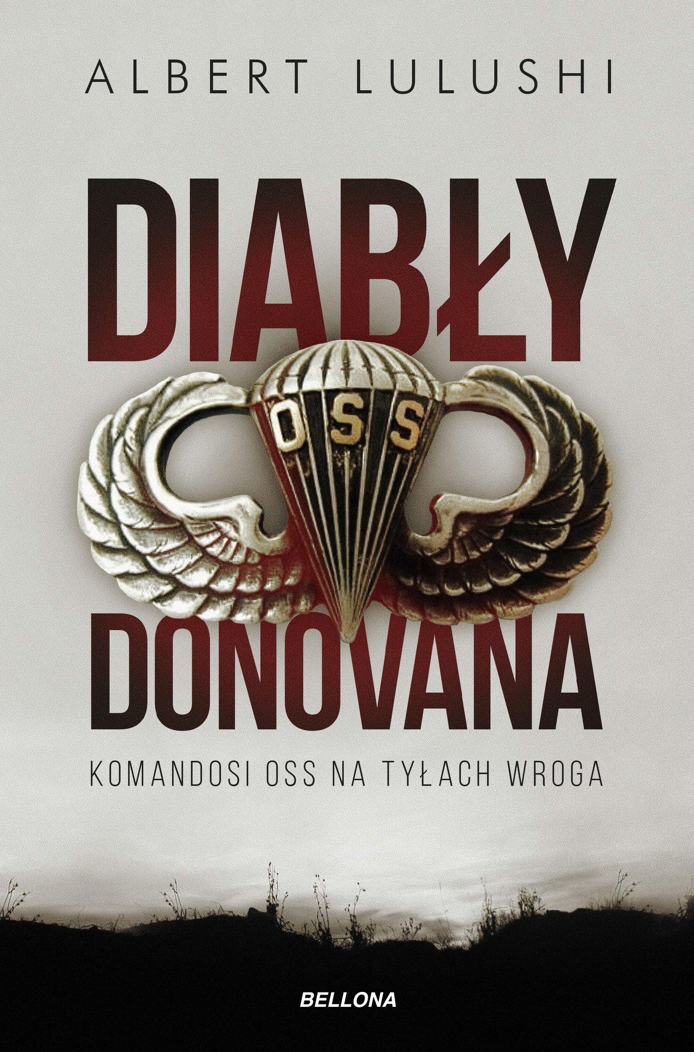 Diabły Donovana - Ebook (Książka na Kindle) do pobrania w formacie MOBI