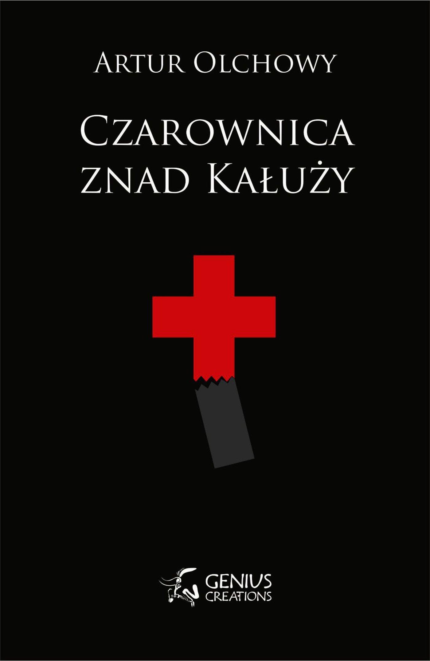 Czarownica znad Kałuży - Ebook (Książka EPUB) do pobrania w formacie EPUB