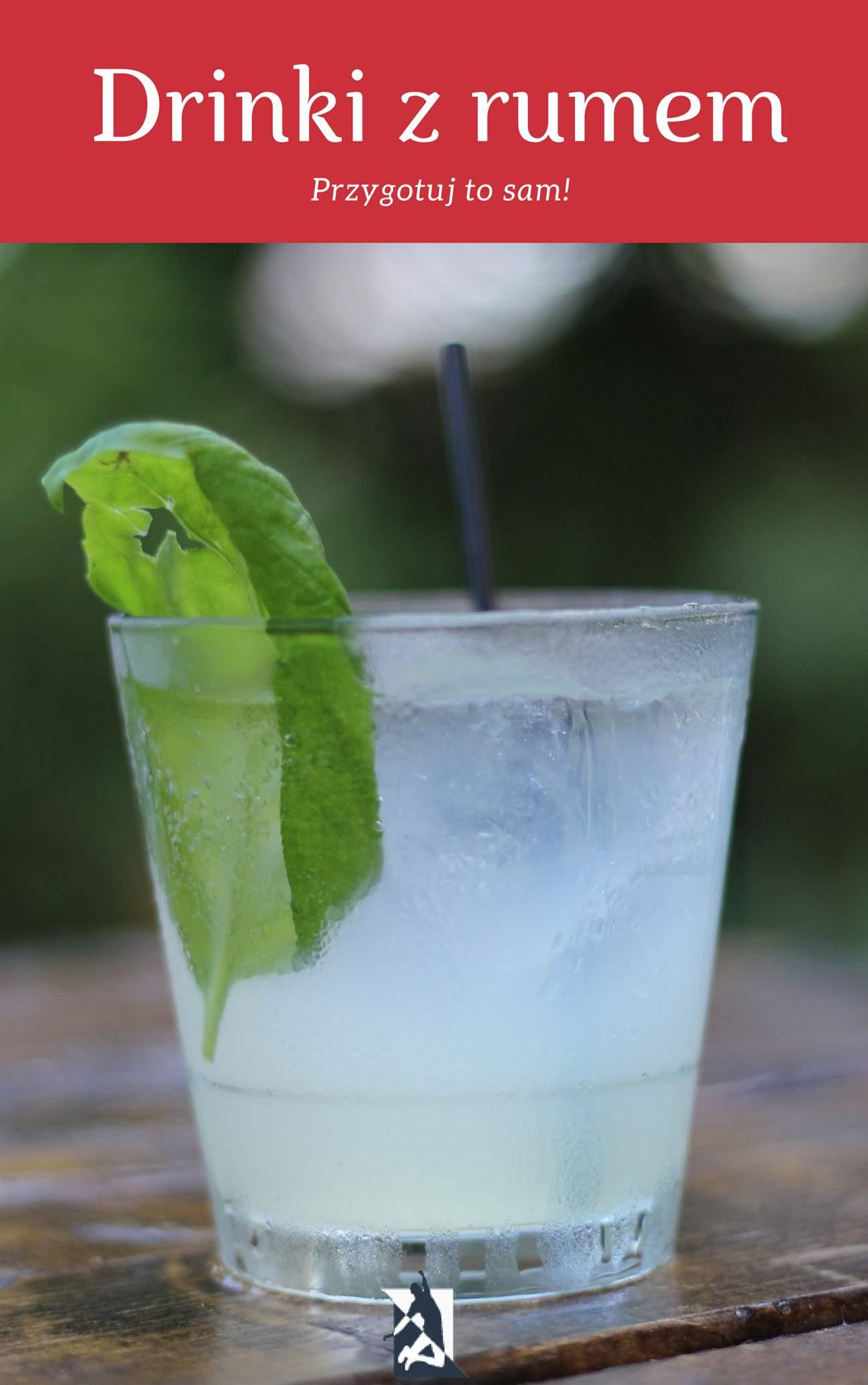 Drinki z rumem. Przygotuj to sam! - Ebook (Książka EPUB) do pobrania w formacie EPUB