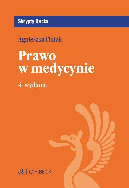 Prawo w medycynie. Wydanie 4 - Ebook (Książka EPUB) do pobrania w formacie EPUB