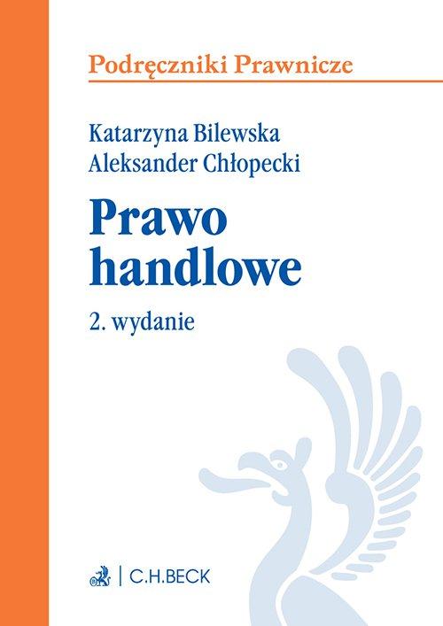 Prawo handlowe. Wydanie 2 - Ebook (Książka EPUB) do pobrania w formacie EPUB