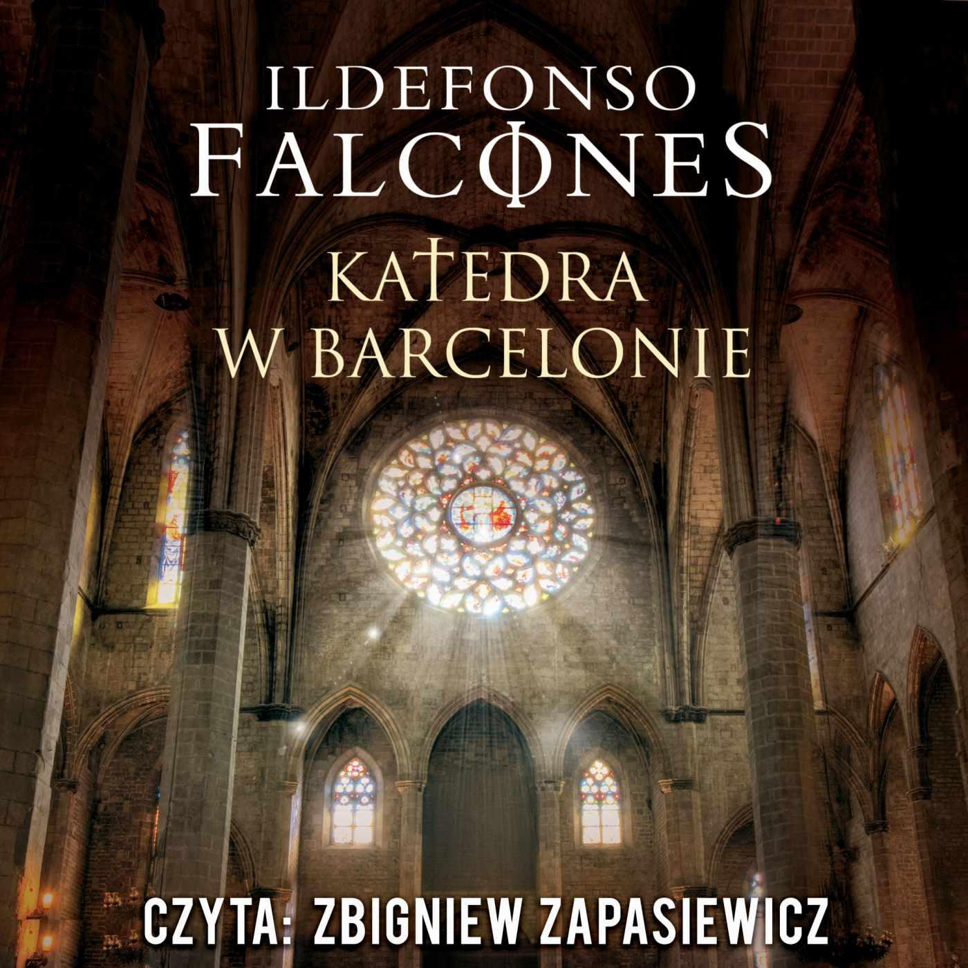 Katedra w Barcelonie - Audiobook (Książka audio MP3) do pobrania w całości w archiwum ZIP