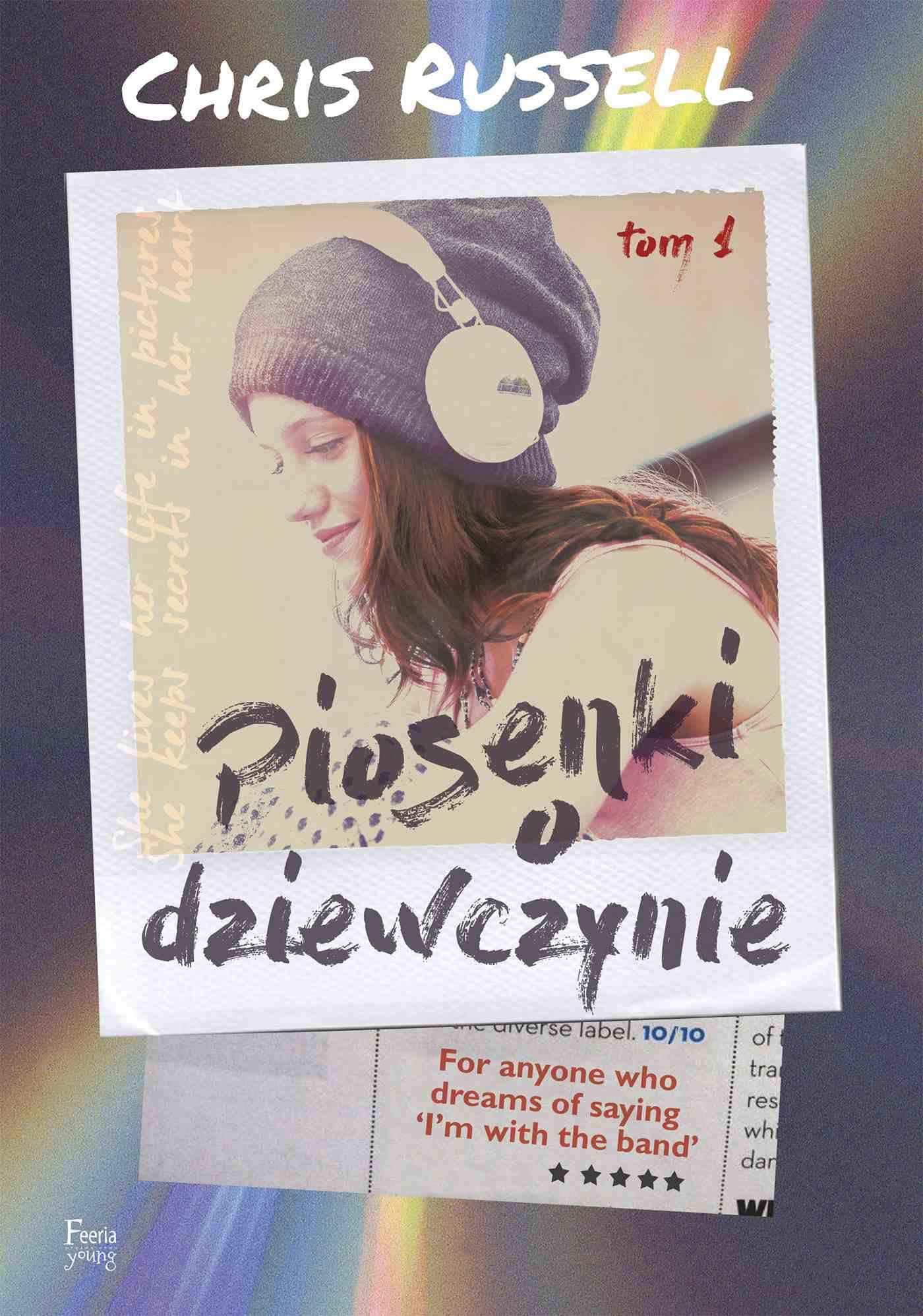 Piosenki o dziewczynie Tom 1 - Ebook (Książka EPUB) do pobrania w formacie EPUB