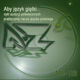 Aby język giętki. cz. 10 - Audiobook (Książka audio MP3) do pobrania w całości w archiwum ZIP
