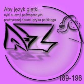 Aby język giętki. cz. 16 - Audiobook (Książka audio MP3) do pobrania w całości w archiwum ZIP