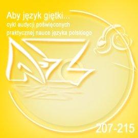 Aby język giętki. cz. 18 - Audiobook (Książka audio MP3) do pobrania w całości w archiwum ZIP