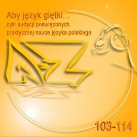 Aby język giętki. cz. 9 - Audiobook (Książka audio MP3) do pobrania w całości w archiwum ZIP