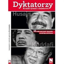 Dyktatorzy. Kroniki tyranii i szaleństwa - Audiobook (Książka audio MP3) do pobrania w całości w archiwum ZIP