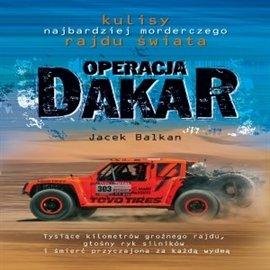 Operacja Dakar - Audiobook (Książka audio MP3) do pobrania w całości w archiwum ZIP