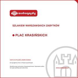 Plac Krasińskich. Szlakiem warszawskich zabytków - Audiobook (Książka audio MP3) do pobrania w całości w archiwum ZIP