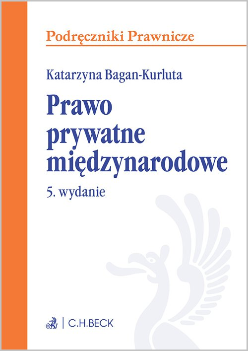 Prawo prywatne międzynarodowe. Wydanie 5 - Ebook (Książka PDF) do pobrania w formacie PDF