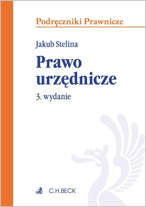 Prawo urzędnicze. Wydanie 3 - Ebook (Książka PDF) do pobrania w formacie PDF