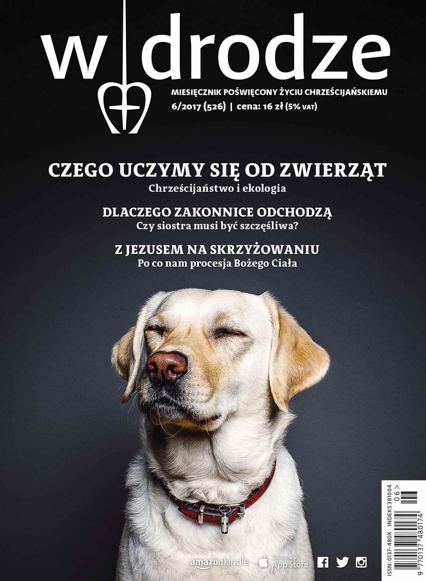"""Miesięcznik """"W drodze"""" nr 526 - Ebook (Książka EPUB) do pobrania w formacie EPUB"""