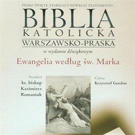 Ewangelia według św. Marka - Audiobook (Książka audio MP3) do pobrania w całości w archiwum ZIP