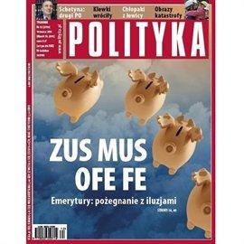 AudioPolityka Nr 12 z 16 marca 2011 roku - Audiobook (Książka audio MP3) do pobrania w całości w archiwum ZIP