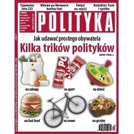AudioPolityka Nr 14 z 30 marca 2011 roku - Audiobook (Książka audio MP3) do pobrania w całości w archiwum ZIP