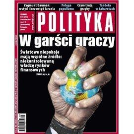 AudioPolityka Nr 34 z 17 sierpnia 2011 roku - Audiobook (Książka audio MP3) do pobrania w całości w archiwum ZIP