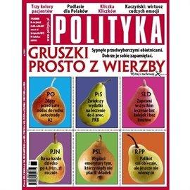 AudioPolityka Nr 36 z 31 sierpnia 2011 roku - Audiobook (Książka audio MP3) do pobrania w całości w archiwum ZIP
