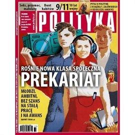 AudioPolityka Nr 37 z 7 września 2011 roku - Audiobook (Książka audio MP3) do pobrania w całości w archiwum ZIP