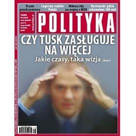AudioPolityka Nr 38 z 14 września 2011 roku - Audiobook (Książka audio MP3) do pobrania w całości w archiwum ZIP
